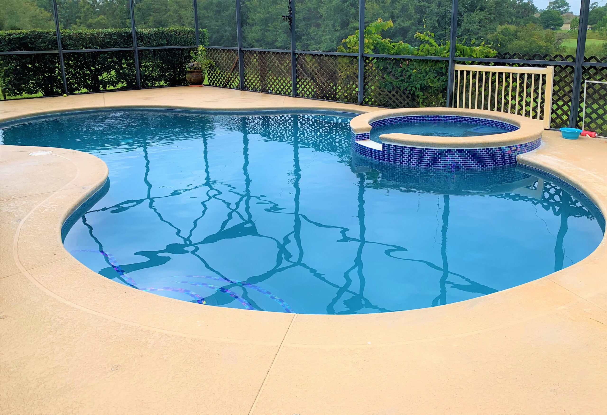 Certified Pool Contractor